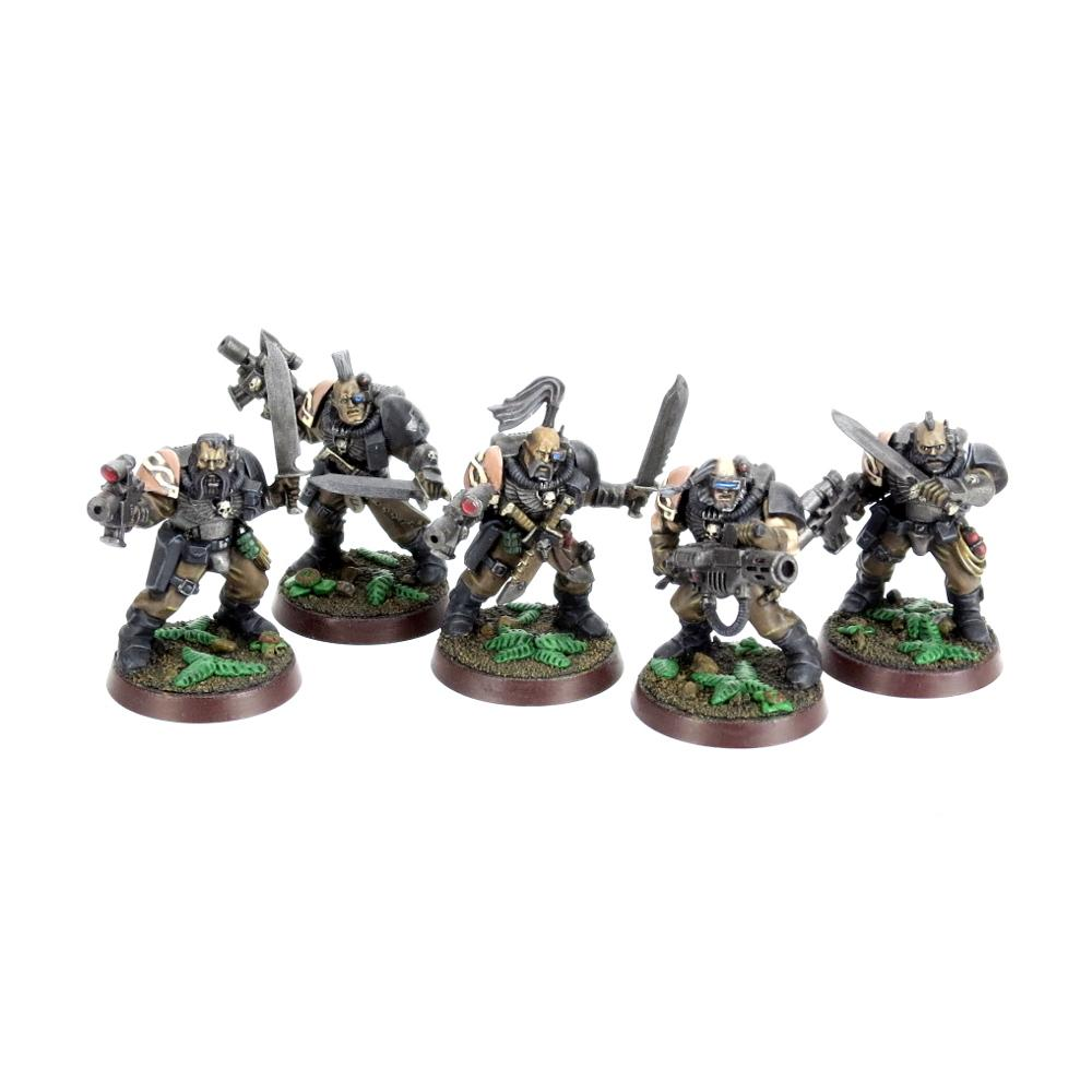 Iron Wolves scouts