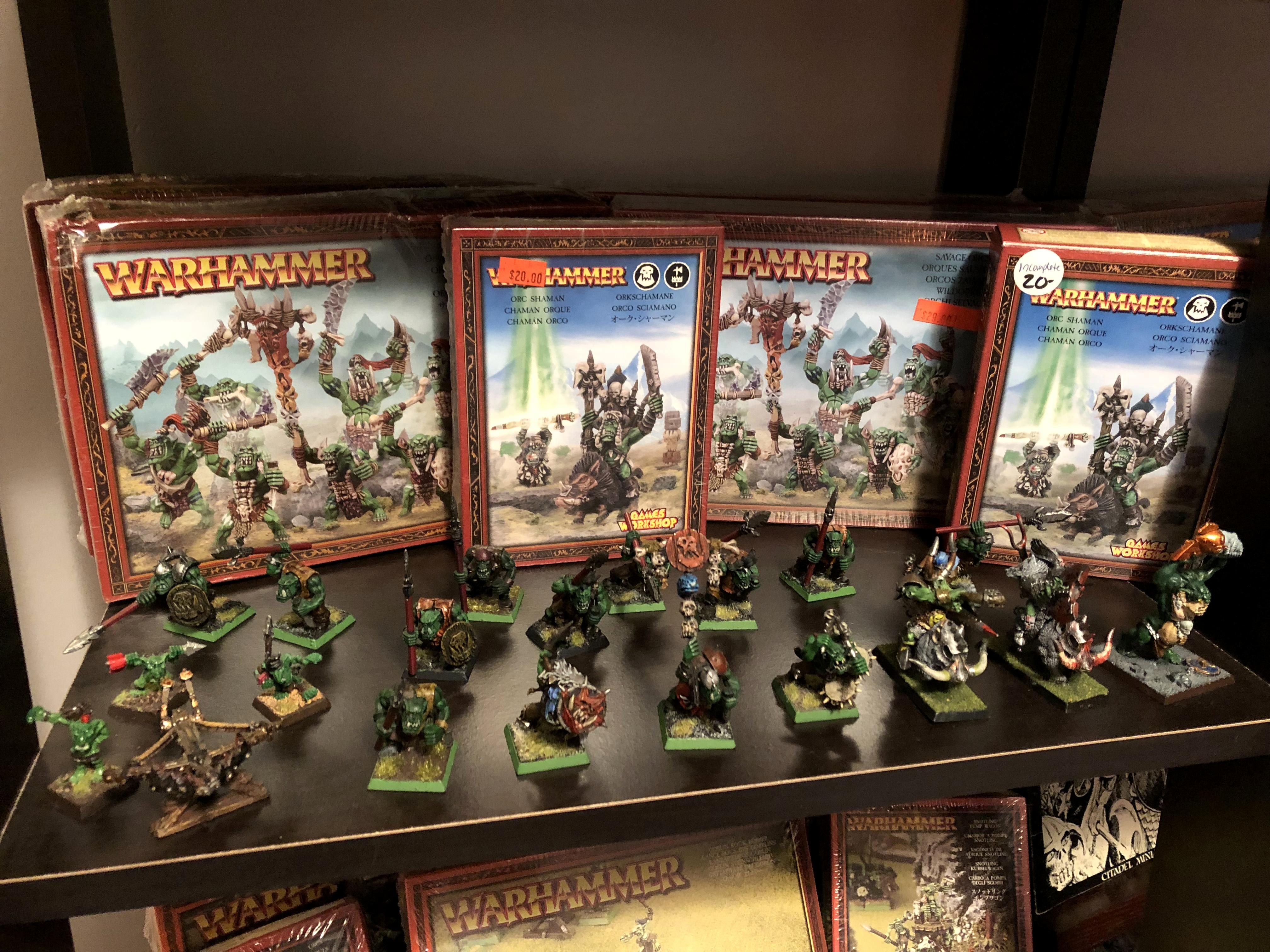 Orcs And Goblins, Paint Studio, Space Orks, Warhammer 40,000