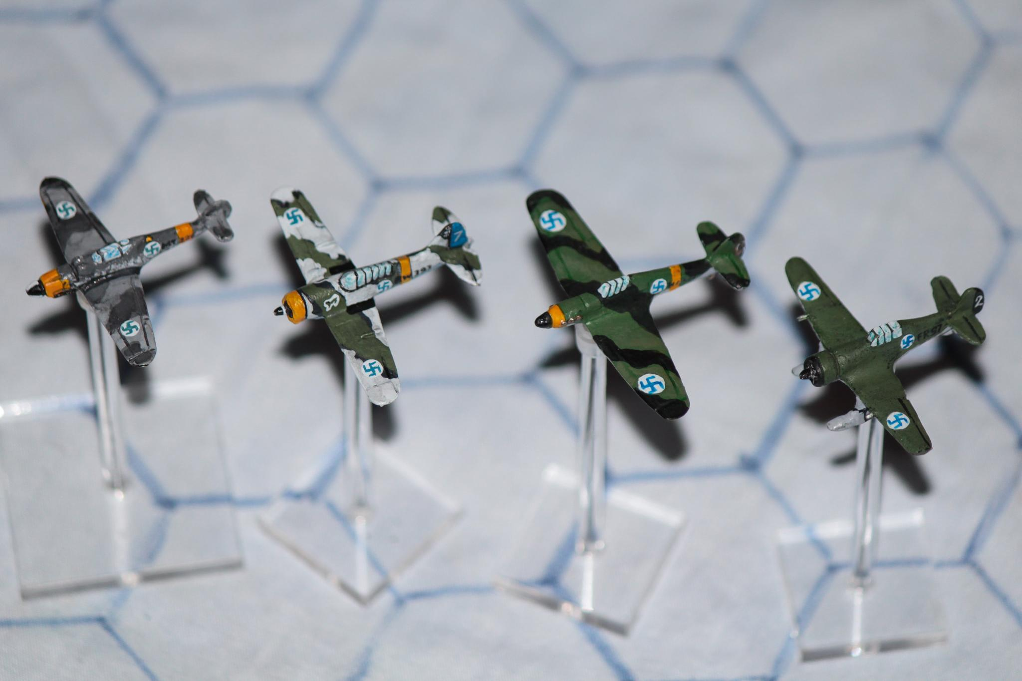 1:300 Scale, 6mm, 6mm Scale, Air Combat, Aircraft, Aviation, Finland, Fliers, French, Germans, Historic, Imperial Japan, Italian, Luftwaffe, Raf, Republic Of China, Soviet, Usaaf, World War 2