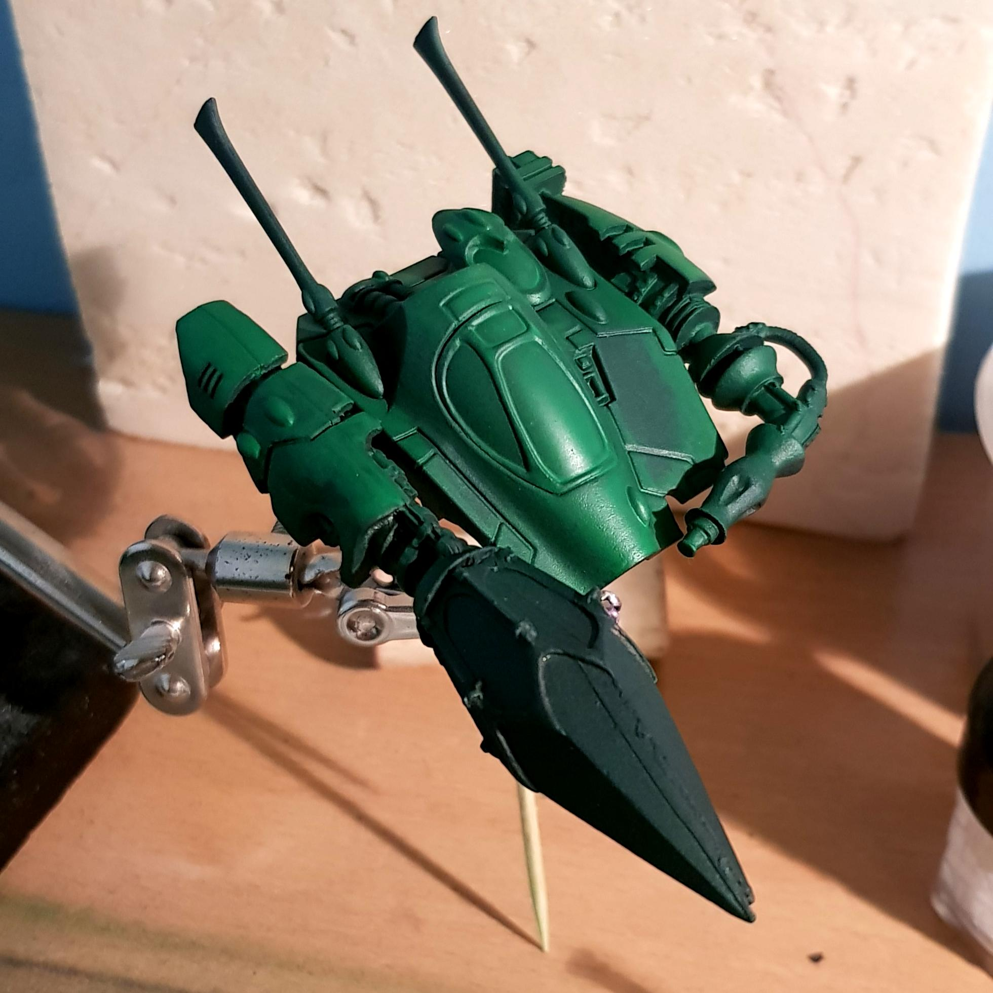 Prism cannon wip