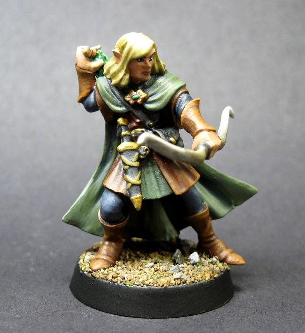 07006: Lanaerel Grayleaf, Carrero Arts, Carreroarts, Dark Heaven Legends, Dungeons And Dragons, Elf Ranger, Miniature Painting, Painted Mini, Painted Miniature, Painted Miniatures, Painted Reaper, Painted Reaper Miniature, Pathfinder Rpg, Pro Painted Miniature, Reaper Mini, Reaper Miniatures, Reaper Minis, Reaper Painted, Reaper Painted Miniature, Rpg Miniature, Table Top Wargames