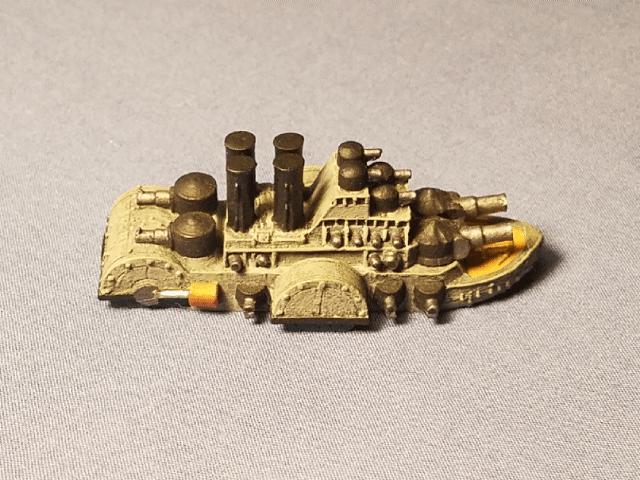 Dwarf Dreadnought, Man O War, Man O' War