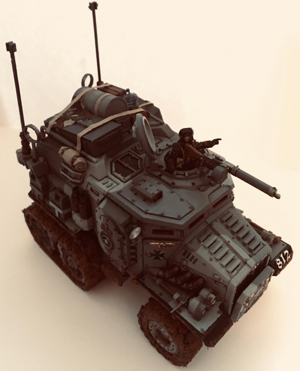 Astra Militarum, Cargo, Death Korps of Krieg, Imperial Guard, Stowage, Taurox