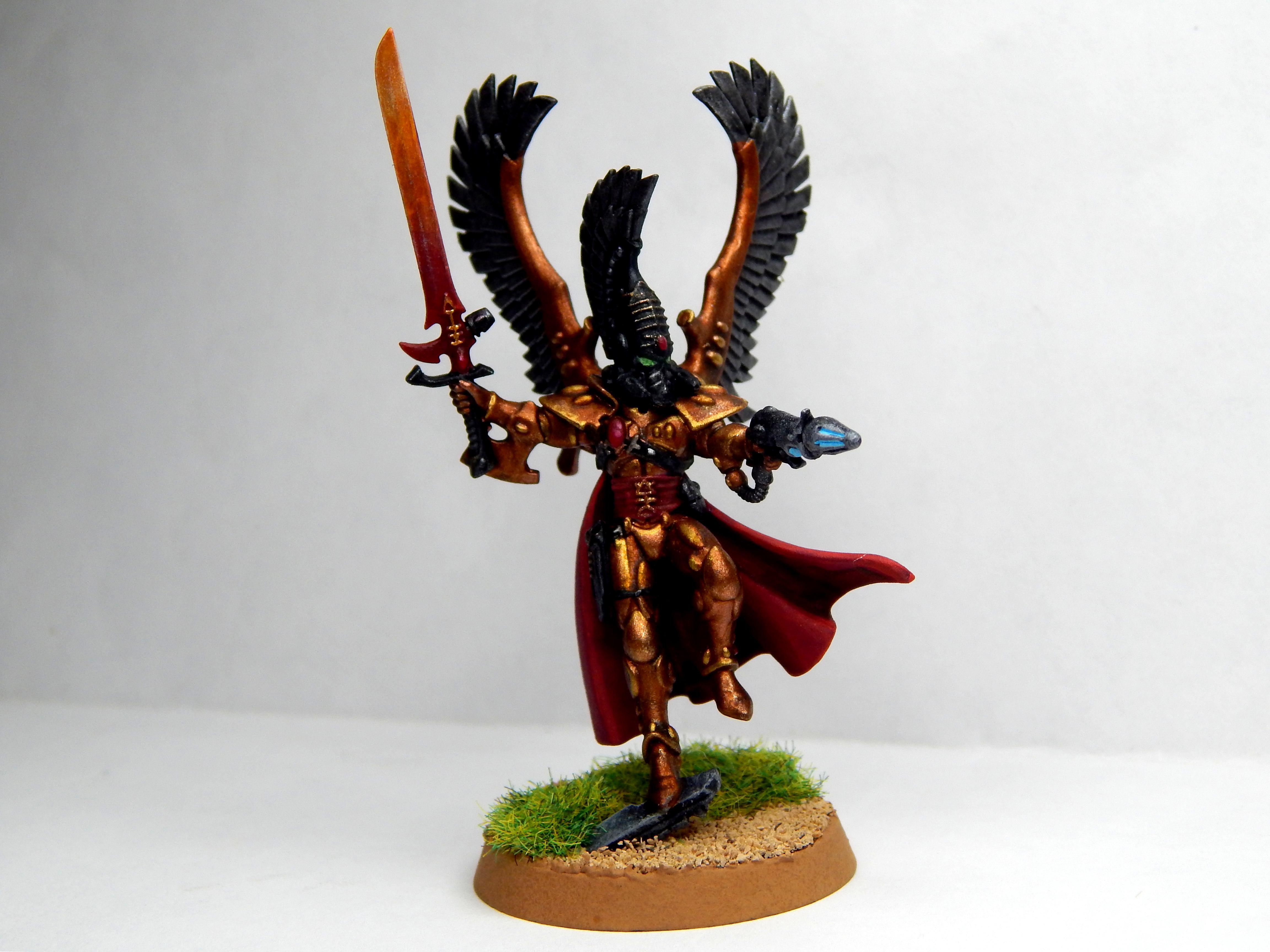 Autarch, Craftworlds, Eldar, Kill Team Commander