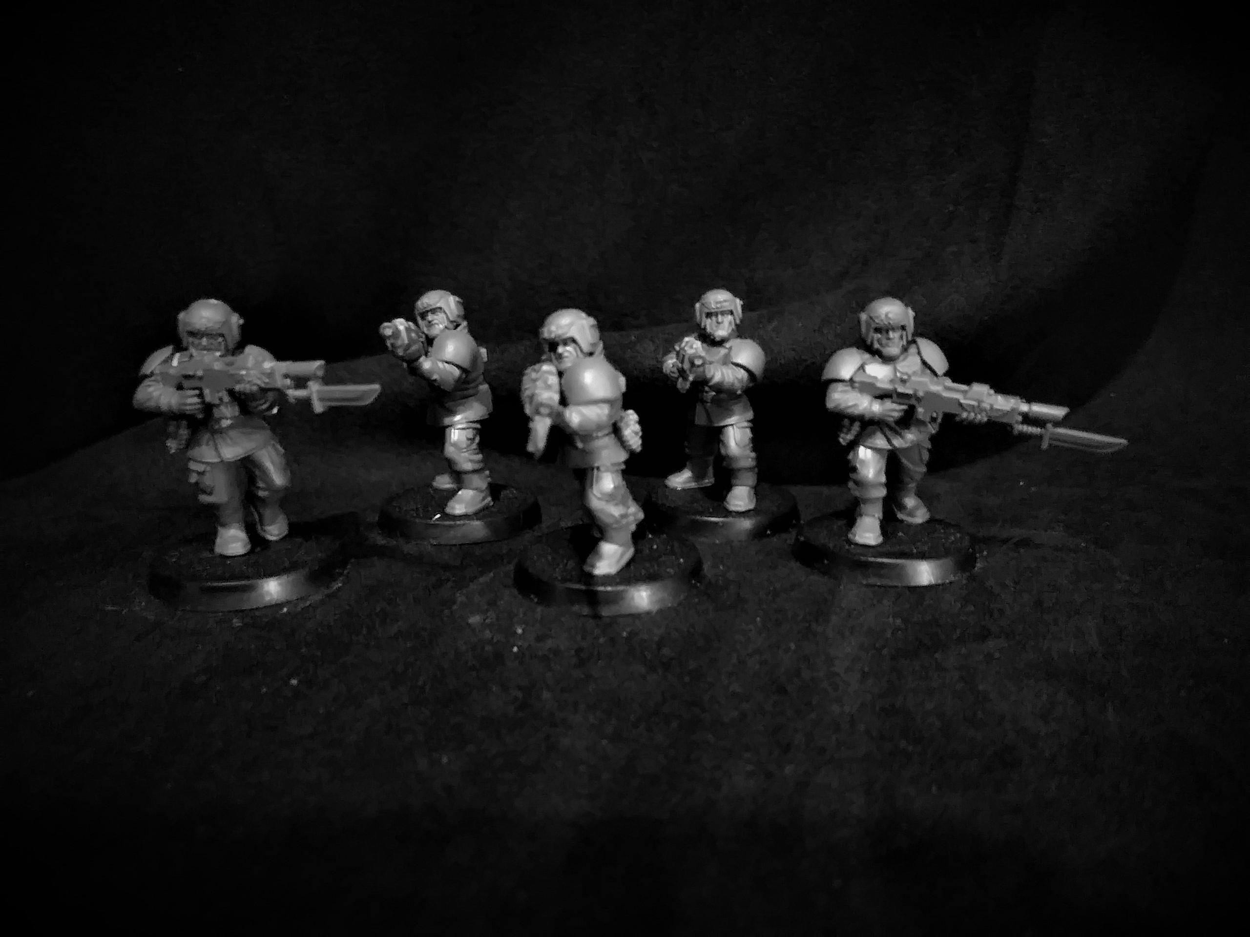 Astra Militarum, Cadian Shock Troops, Cadians, Eastern Front, Guard, Heretics, Imperial, Imperial Guard, Kronstadt, Militia, Planetary Defence Force, Red Army, Renegades, Renegades And Heretics