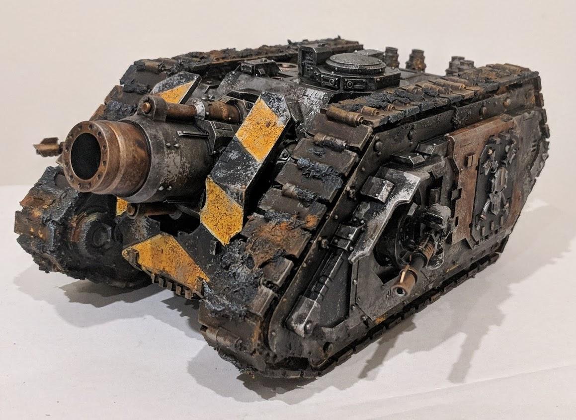 Typon Heavy Siege Tank