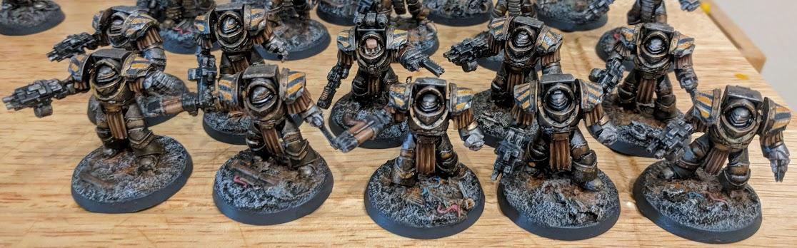 Legion Cataphractii Terminators