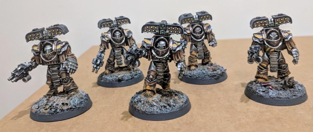 Tyrant Siege Terminators