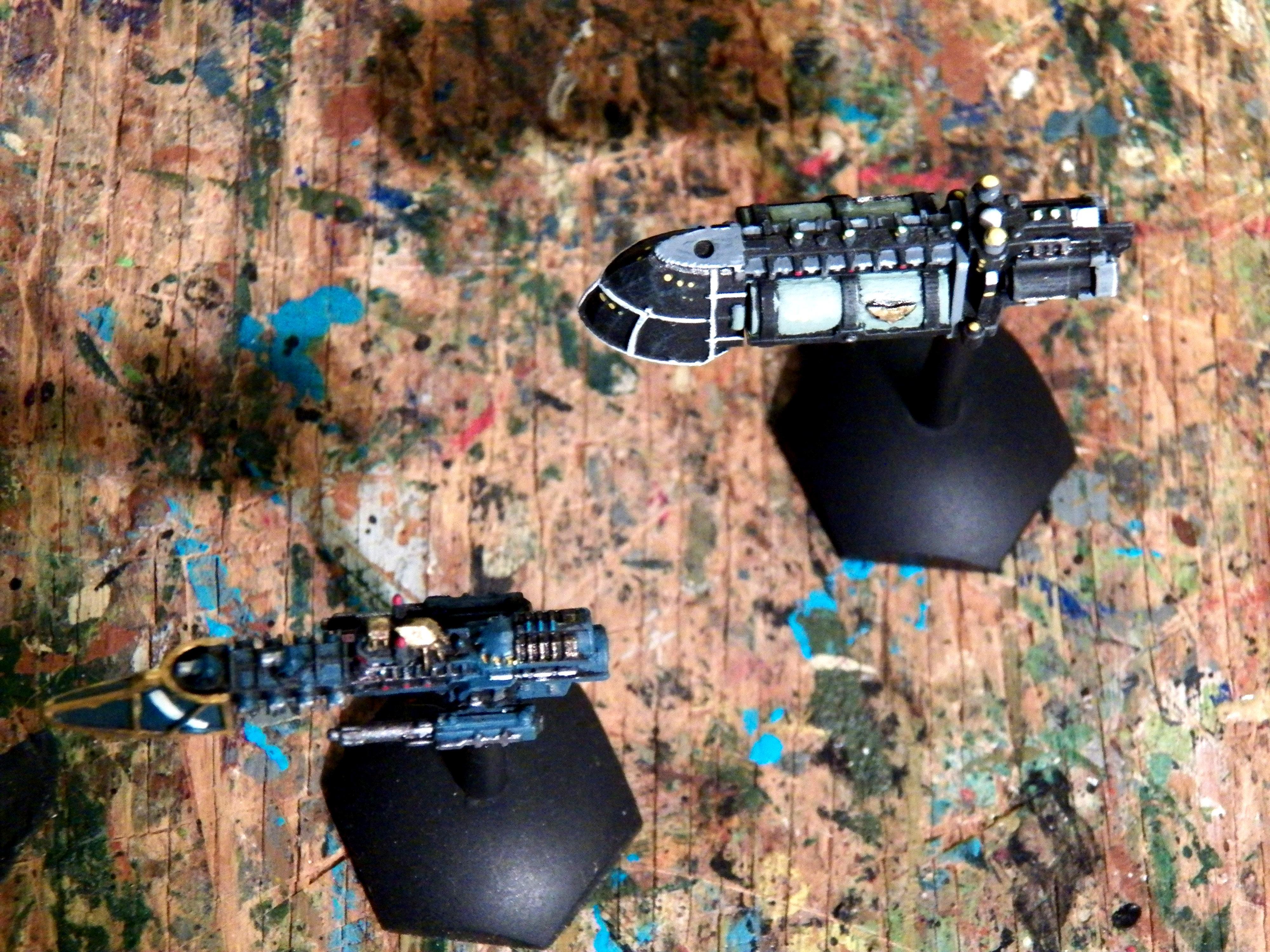 Battlefleet Gothic, Escort, Transport