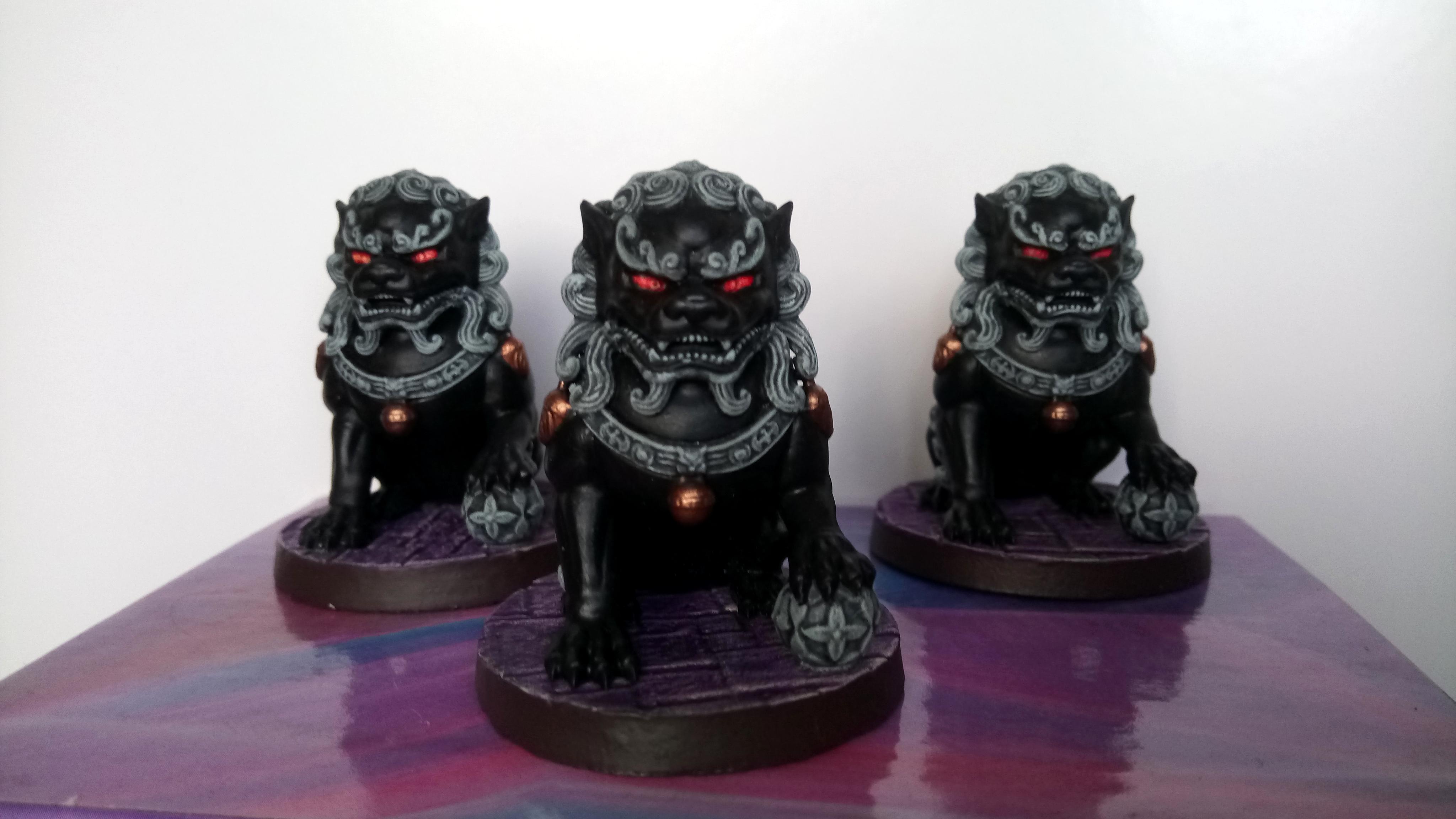 Soul Hunters (Cynder Temple dog variant)