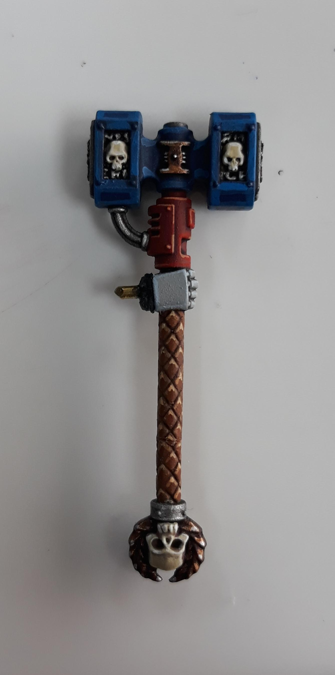 Draigo/robute Hammer done
