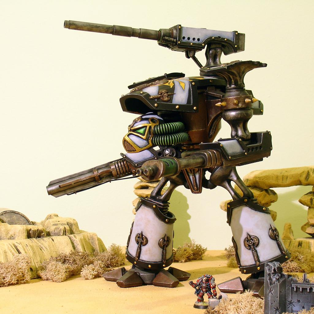 Armorcast, Reaver, Titan