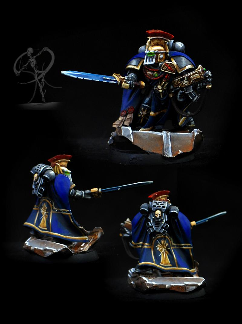 Astral Claws, Badab, Non-Metallic Metal, Science-fiction, Space Marines, Warhammer 40,000