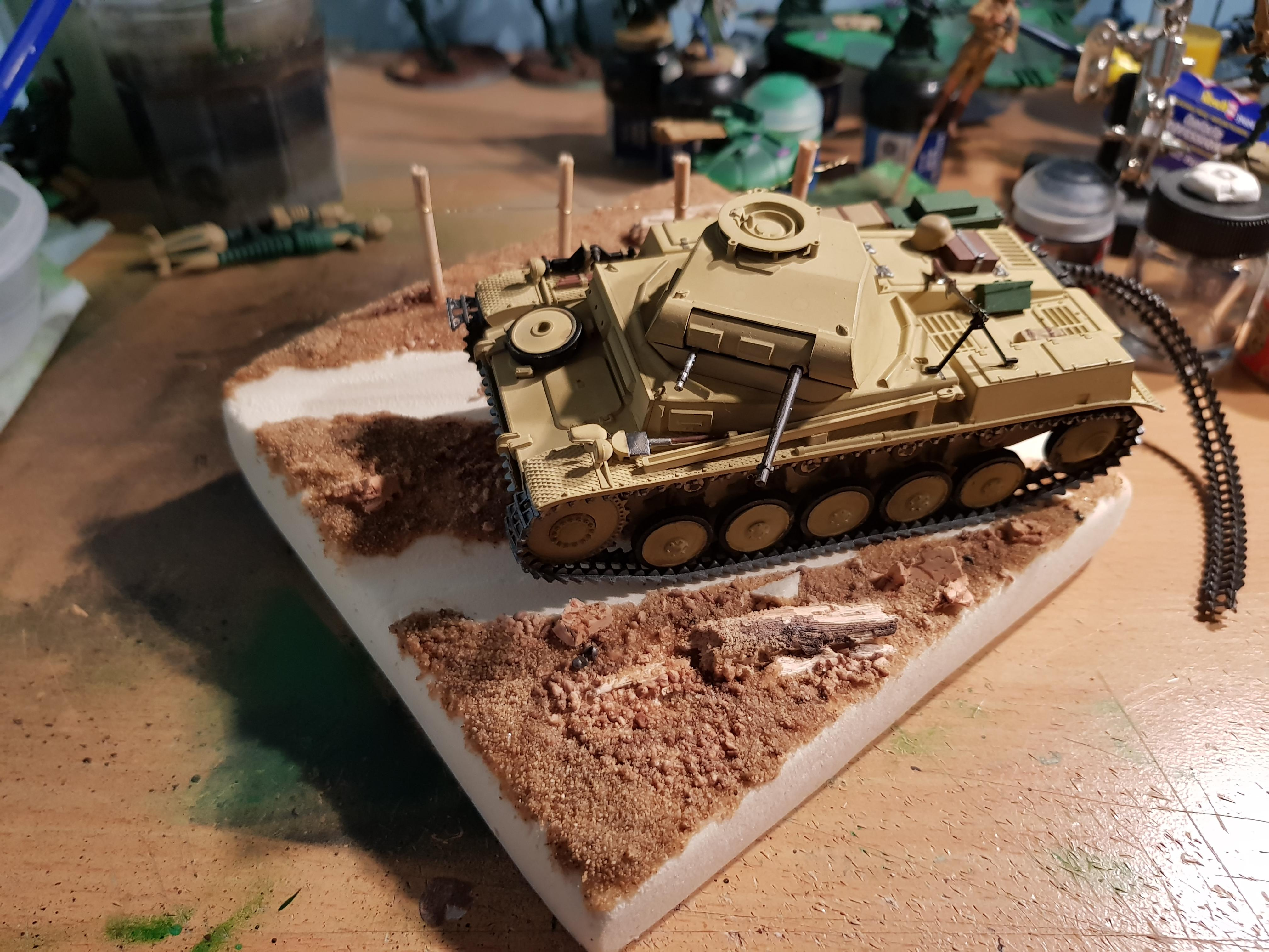 Allies, Axis, Diorama, Germans, Modern Warfare, Panzer, Scale Model, Tank, World War, World War 2