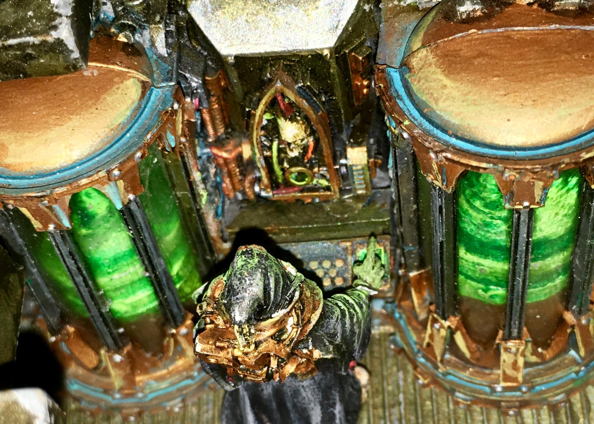 Custom Titan, Death Angels, Forge World, Reaver, Space Marines, Space Marines 40000, Titan, Warhammer 40,000