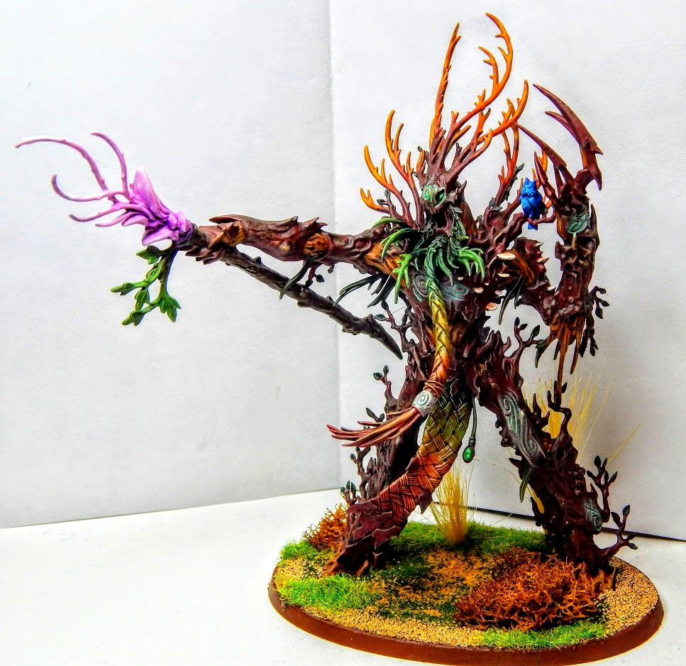 Sylyvaneth, Treelord, Treelord Ancient