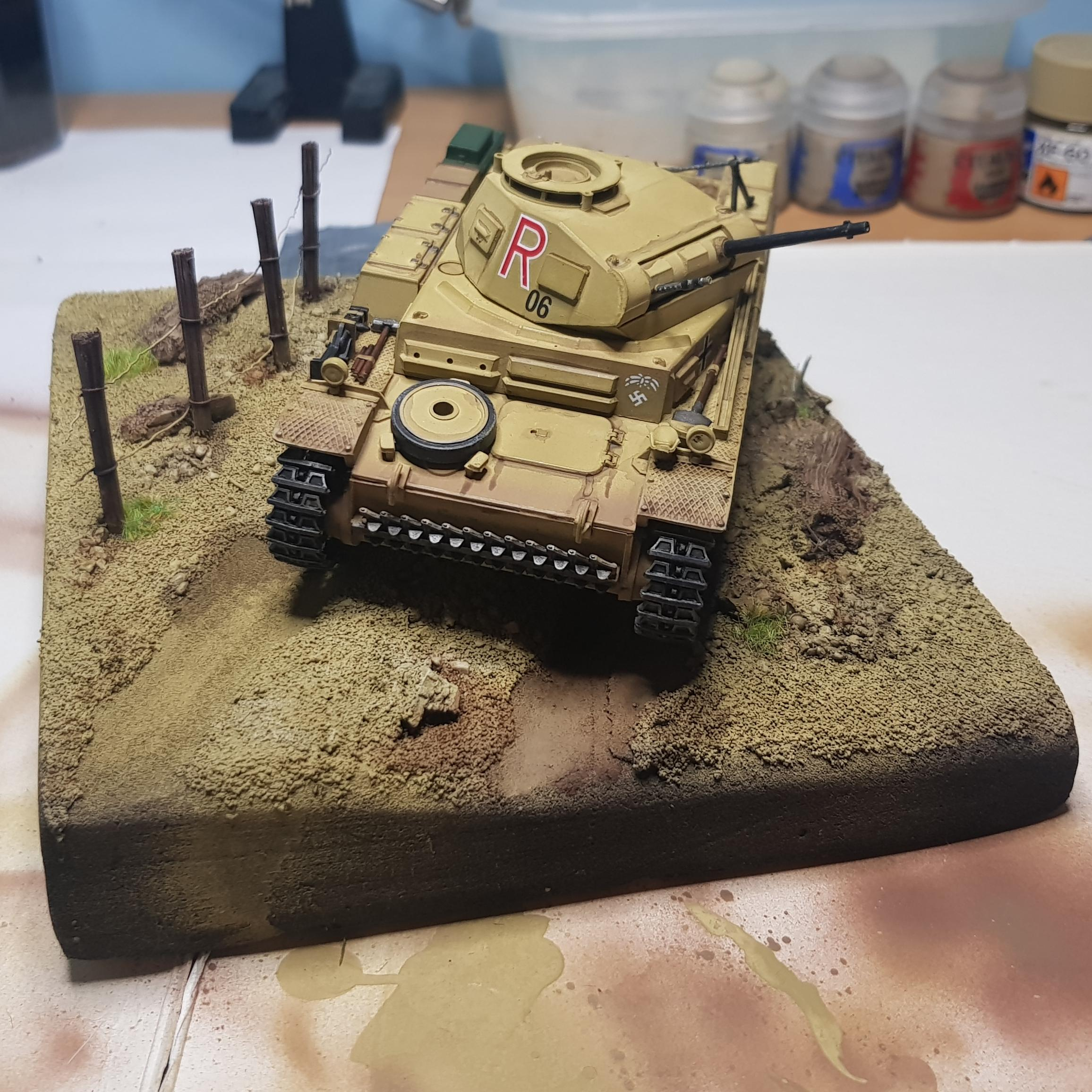 Allies, Axis, Diorama, Modern Warfare, Panzer, Scale, Scale Model, Tank, World War 2