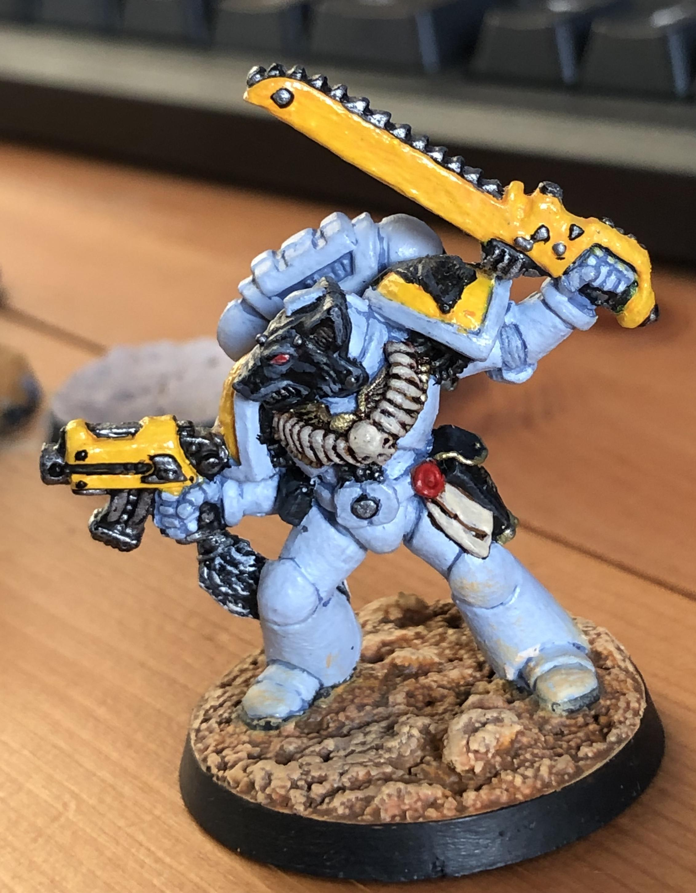 2nd Edition, Space Marines, Space Wolves