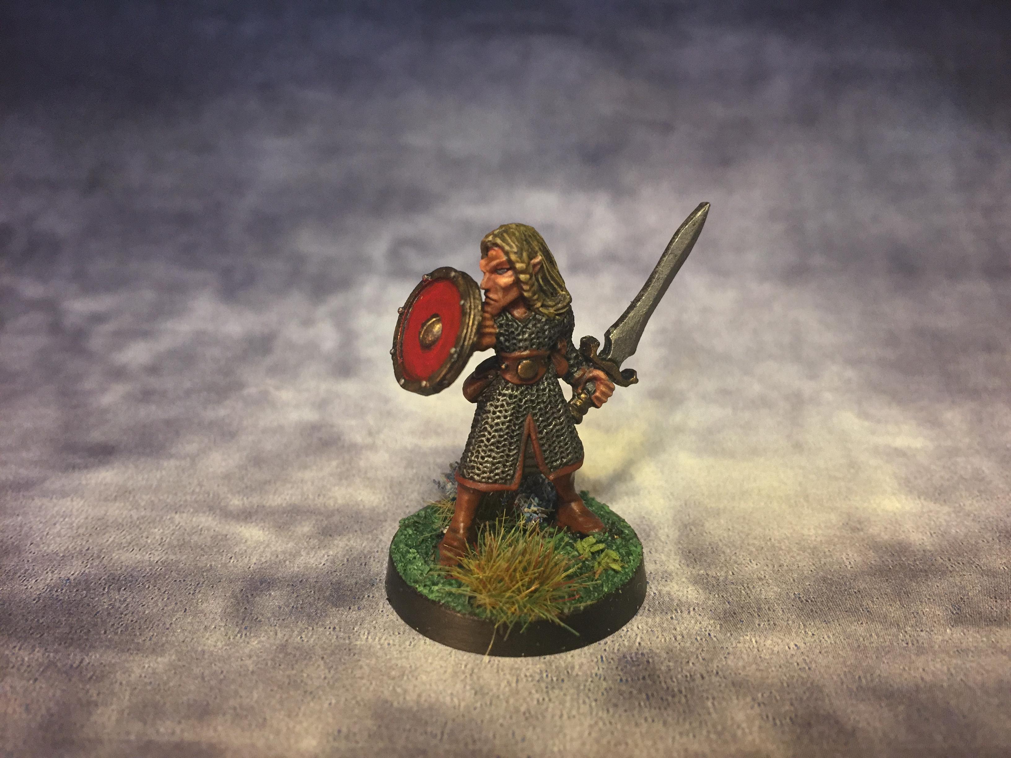 Citadel, December 2018, Elves, Games Workshop, Jes Goodwin, Oldhammer