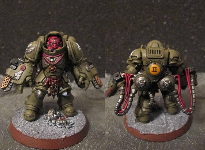 Aggressor, Primaris, Space Marines