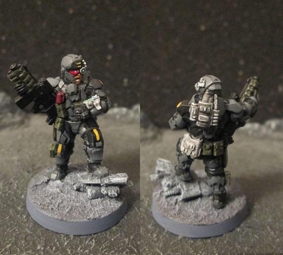 Afterlife, Anvil Industries, Commander, Grenadier, Republic