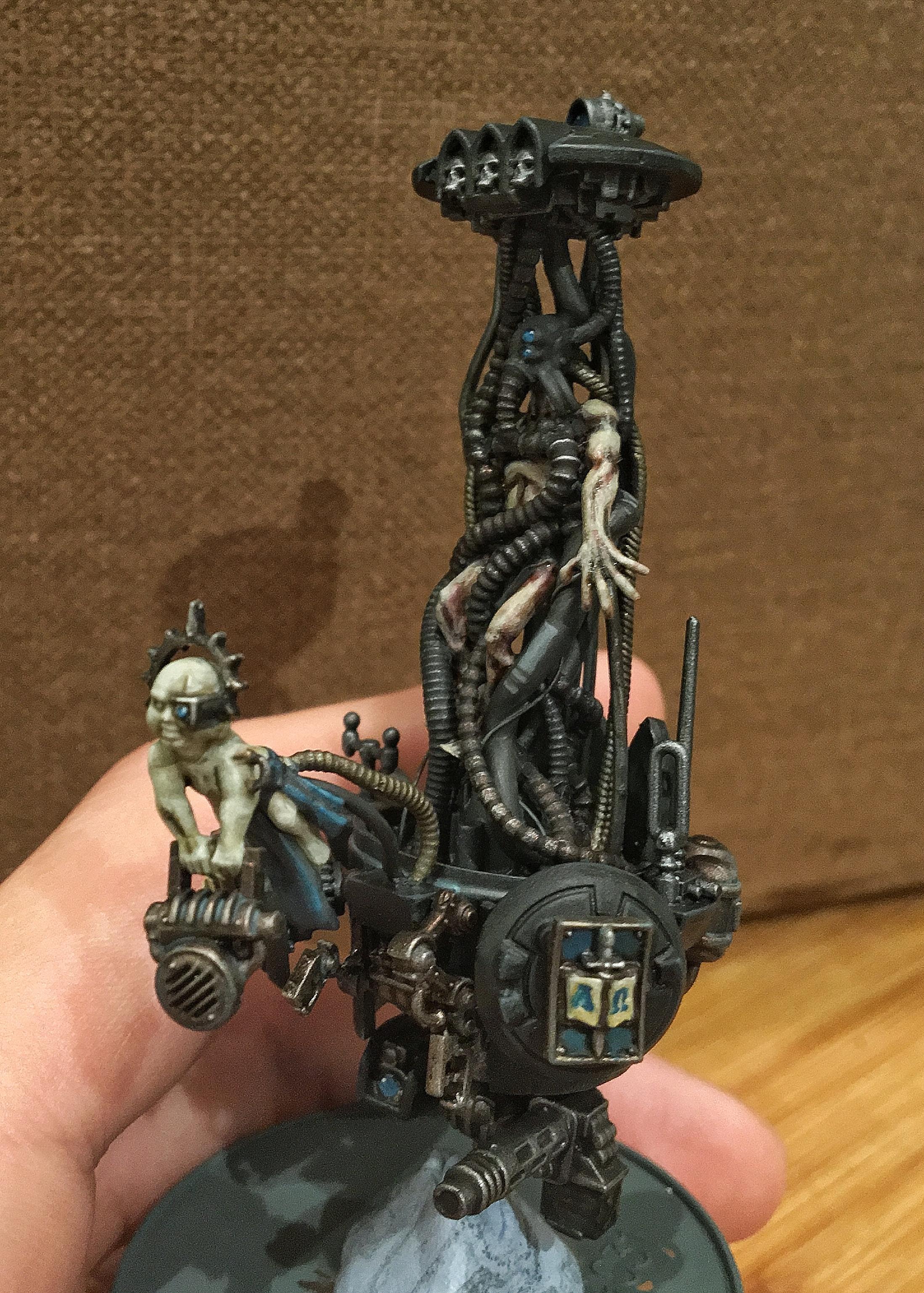Inquisimunda 28, Inquisitor