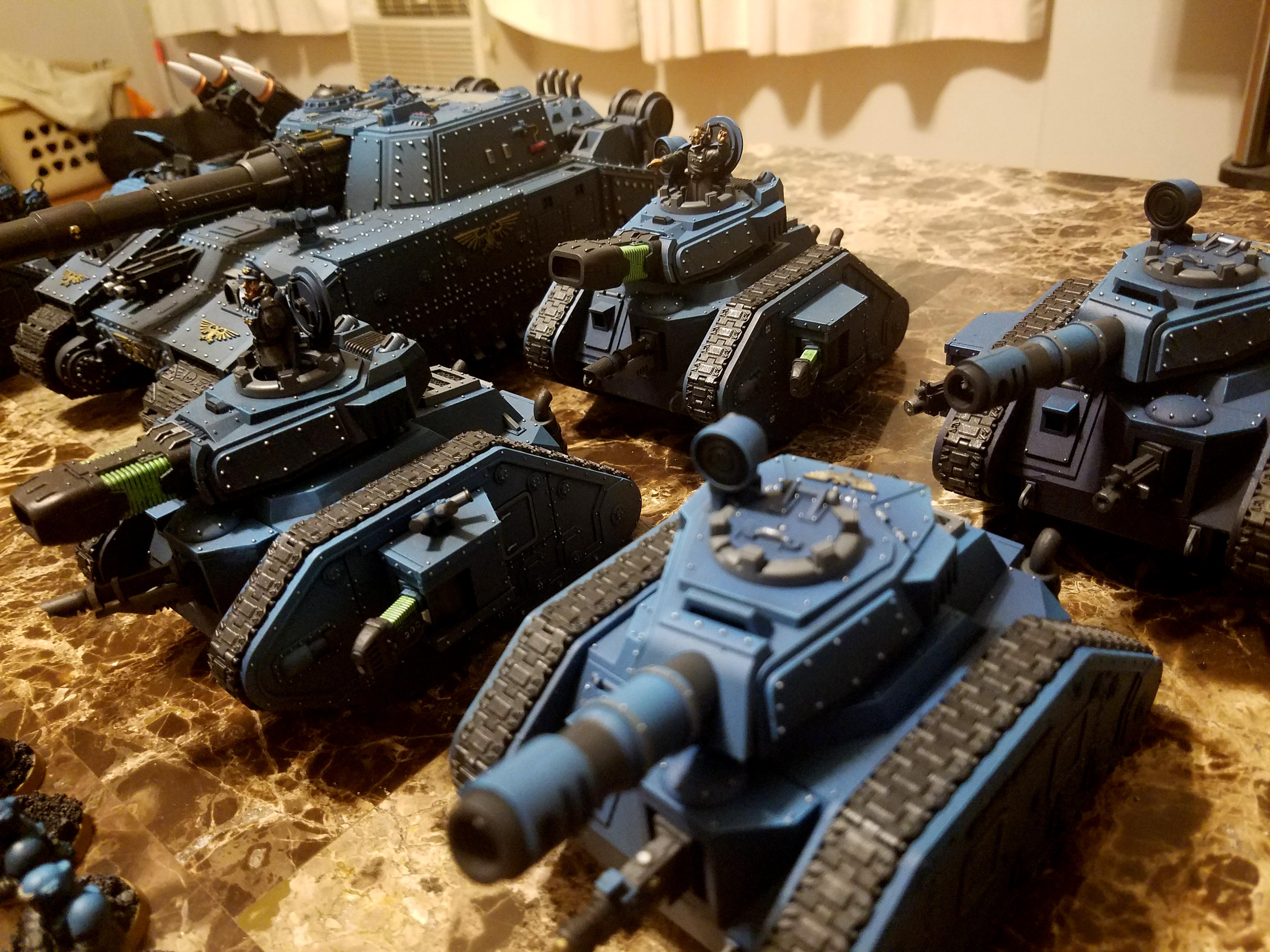 Armored Company, Imperial Guard, Shadowsword