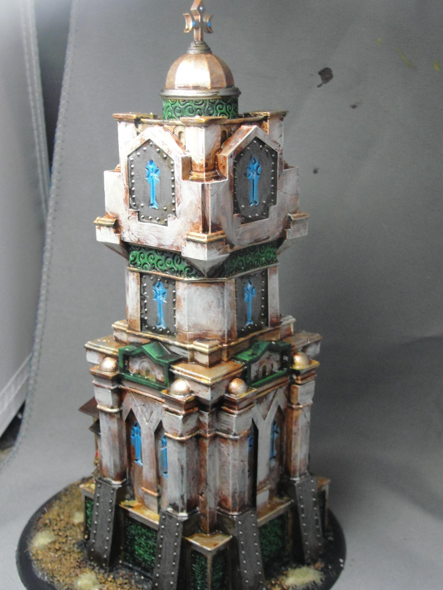 Protectorate Of Menoth, Structure, Warmachine