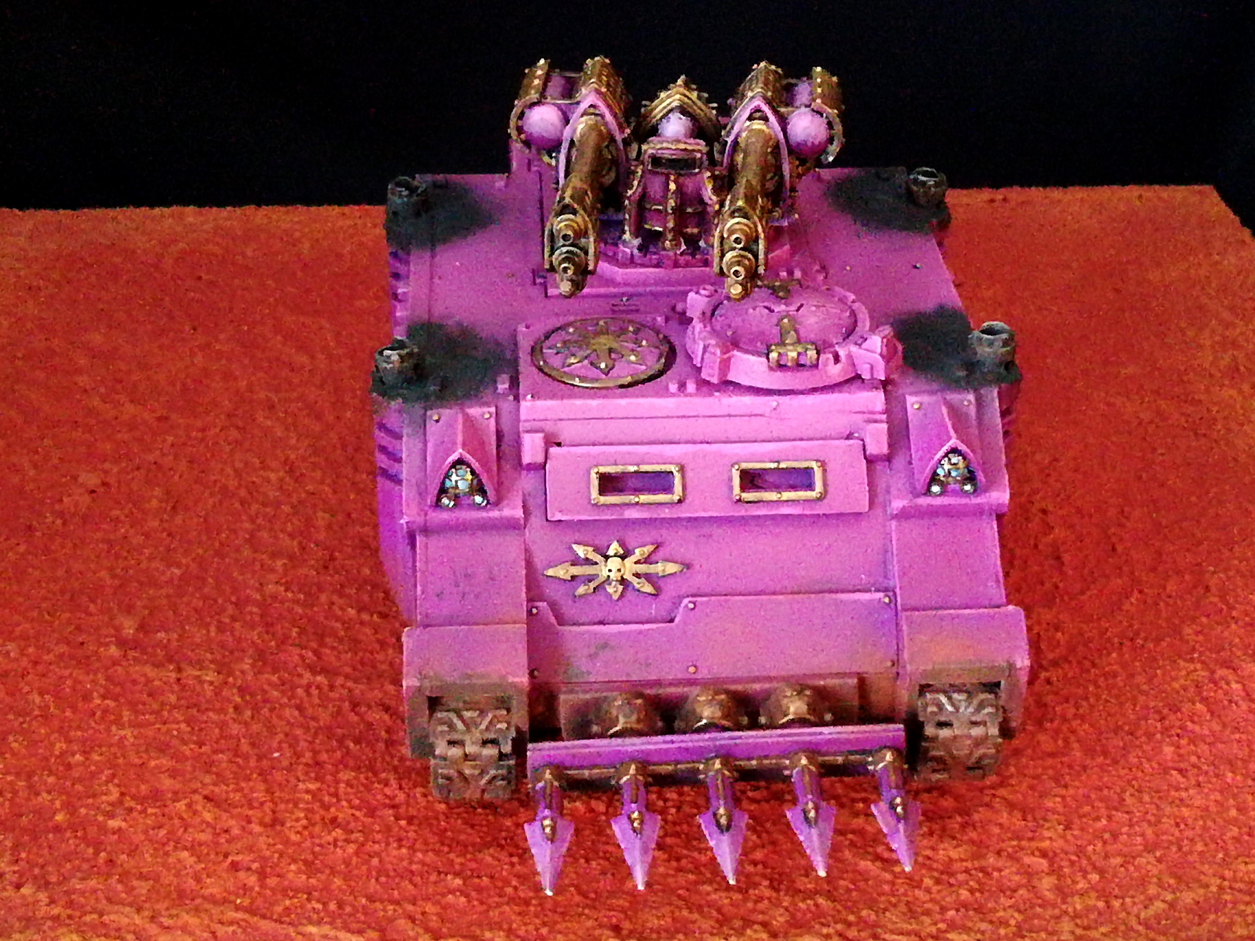 Chaos, Fallen, Immolator, Sisters Of Battle, Slaanesh