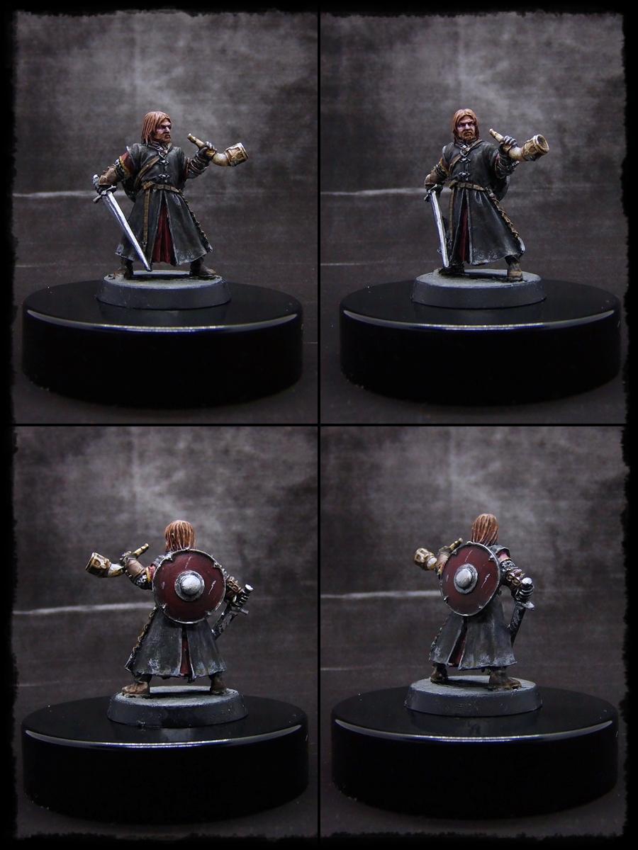 Boromir, Felloship Of The Ring, Gondor, Lord Of The Rings