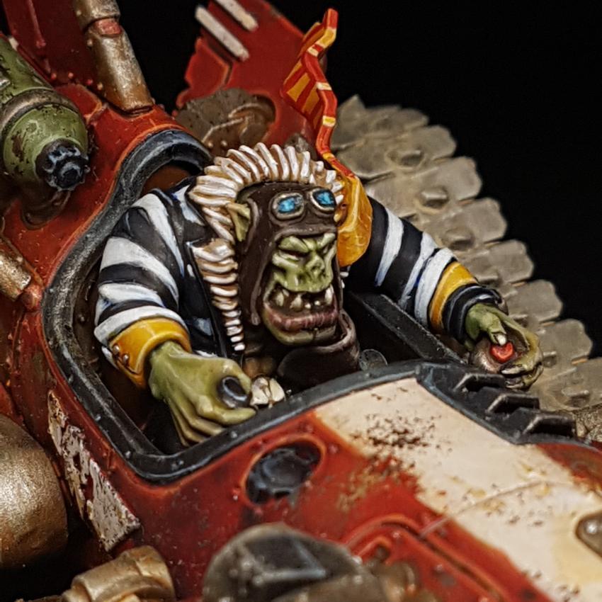 Orks, Painted, Vehicle