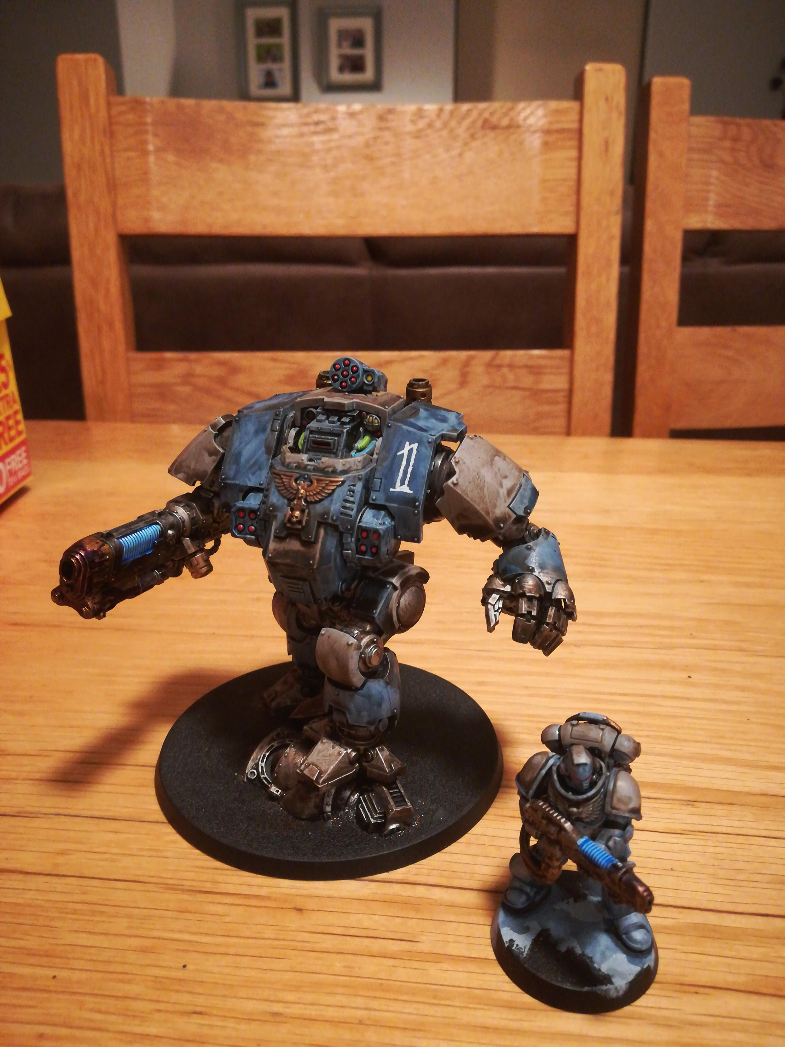 Redemptor and Hellblaster