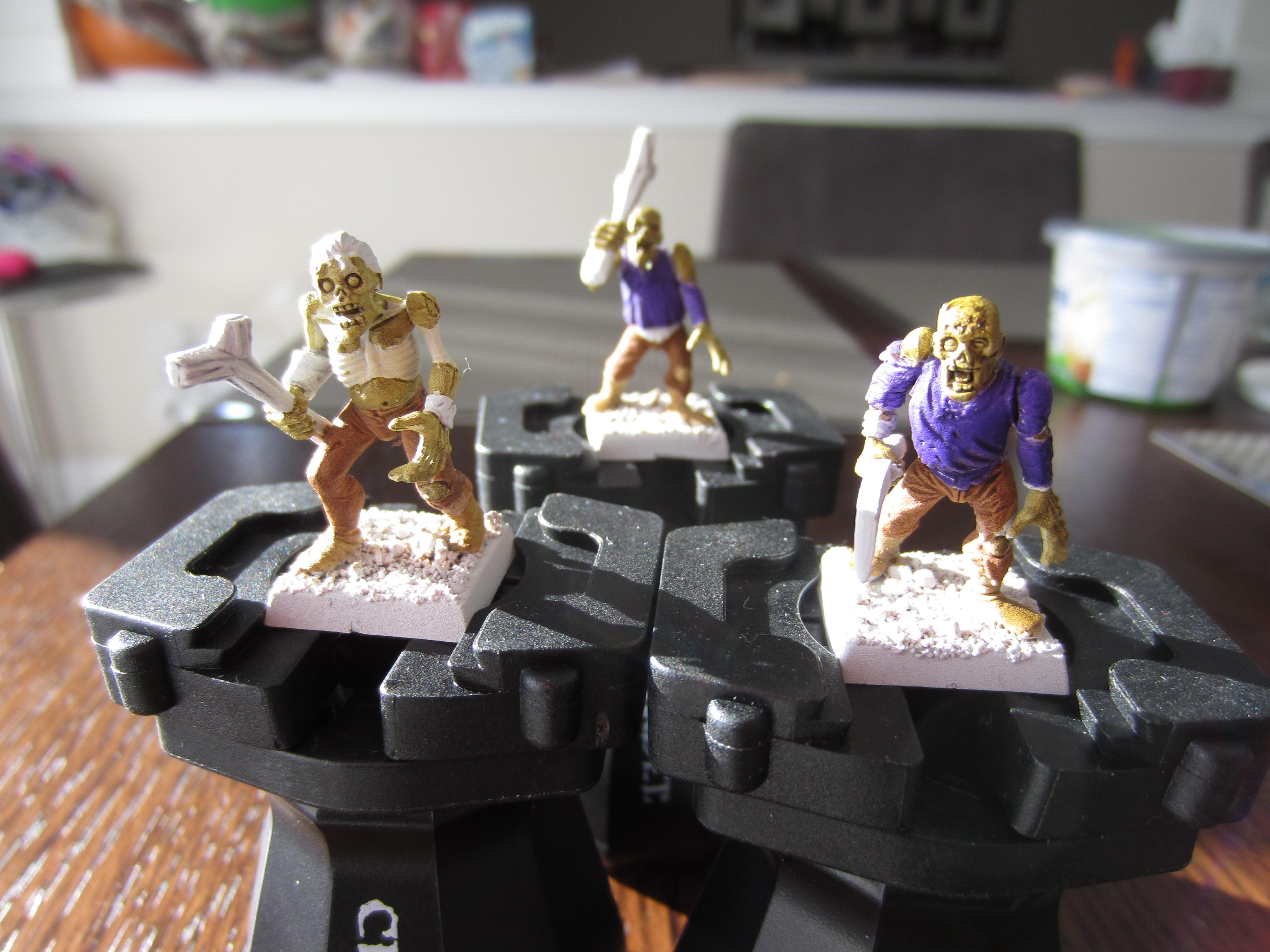 Painted Zombies