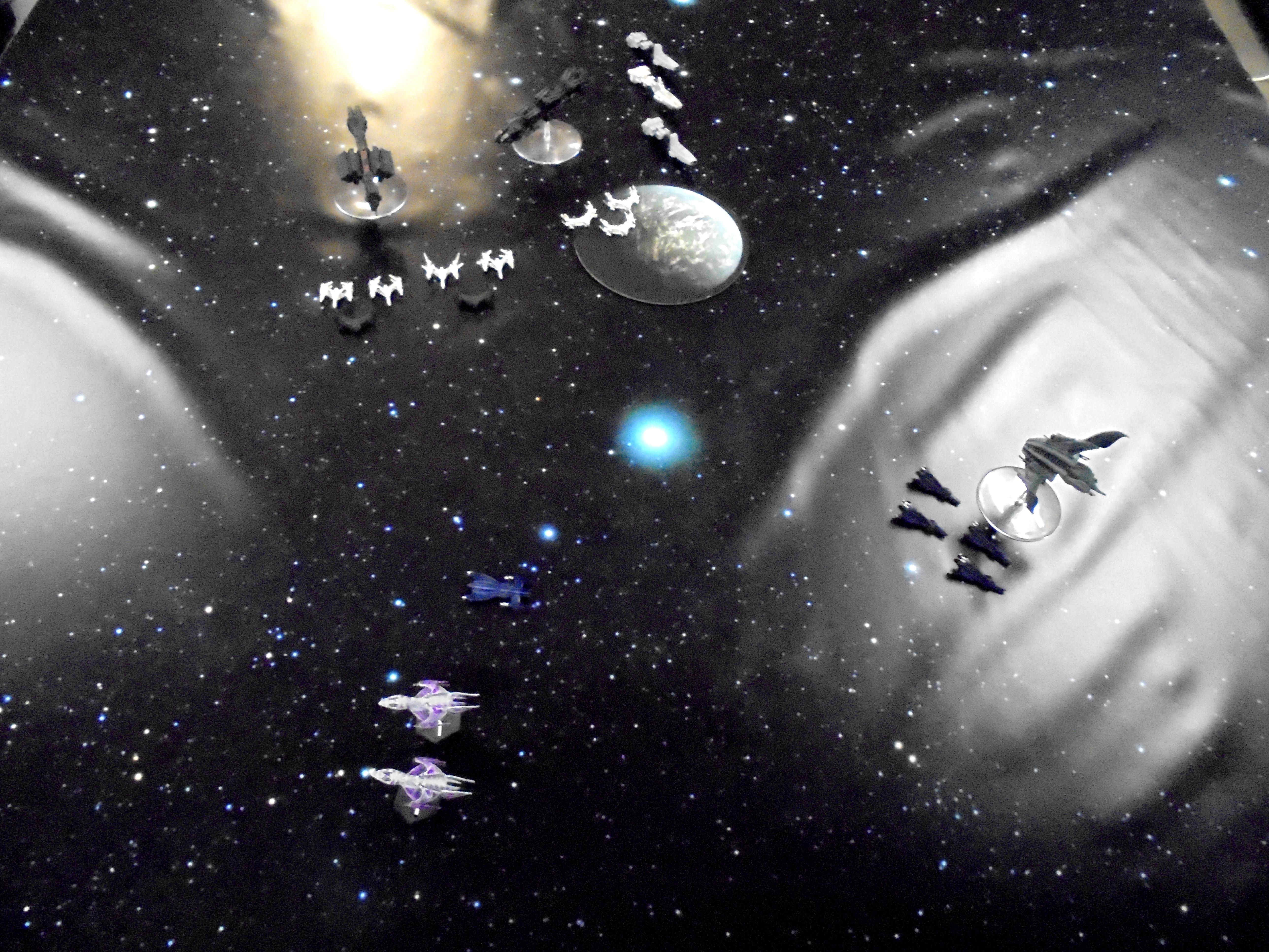 A Call To Arms, Babylon 5
