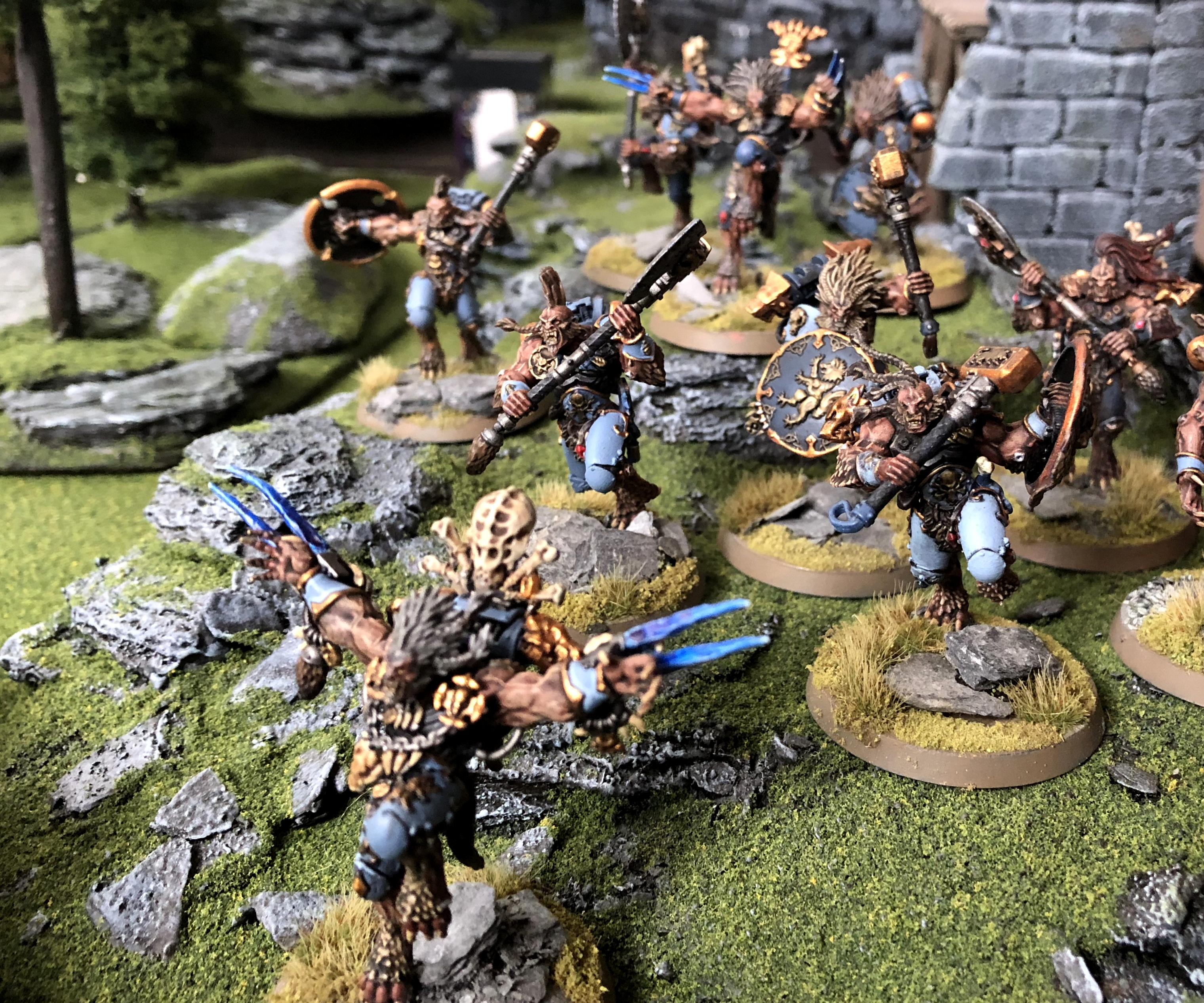 Paint 40k, Space Wolves, Warhammer 40,000, Wulfen