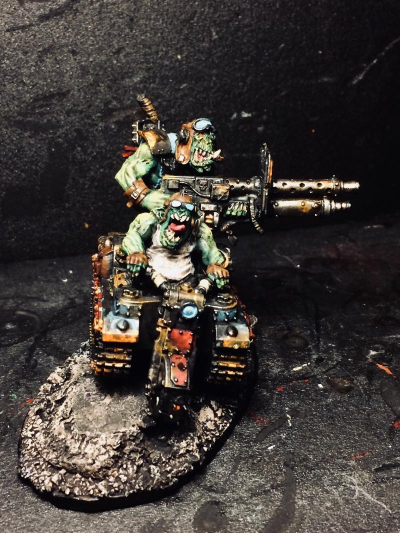 Battle Buggy, Orks