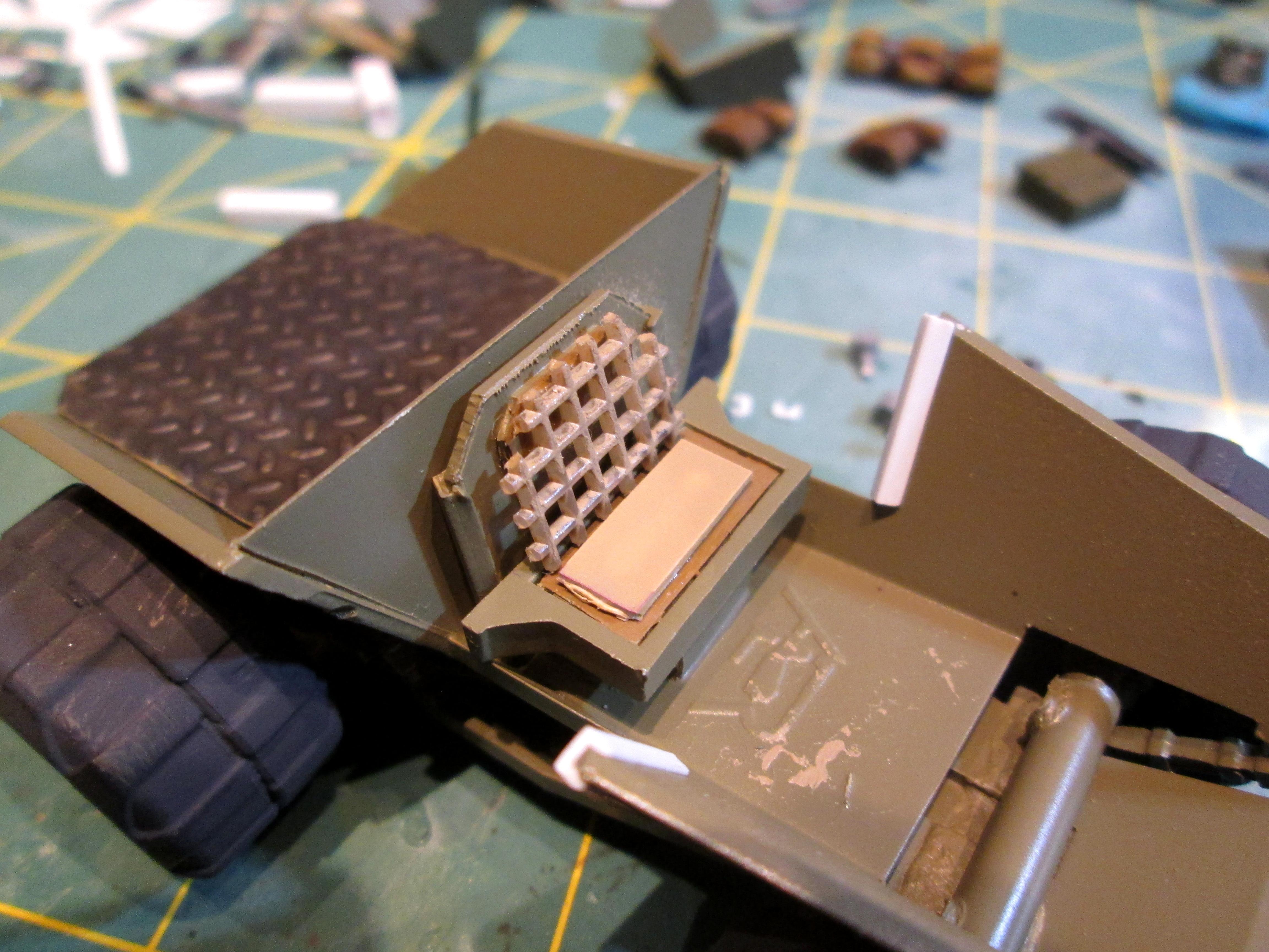 Ba-64, Conversion, Imperial Guard, Salamandar, Scout Car