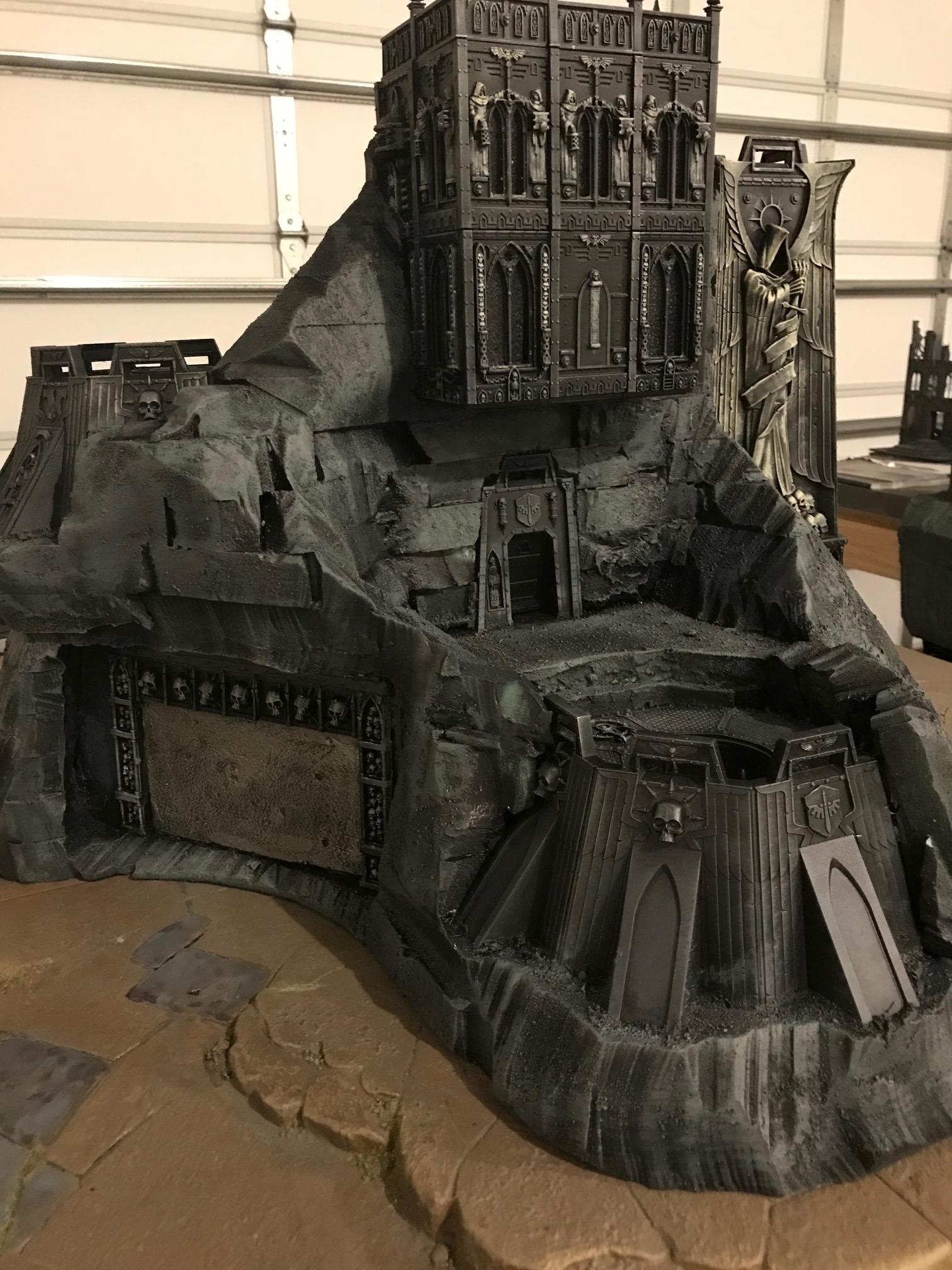 Bastion, Fortress, Terrain