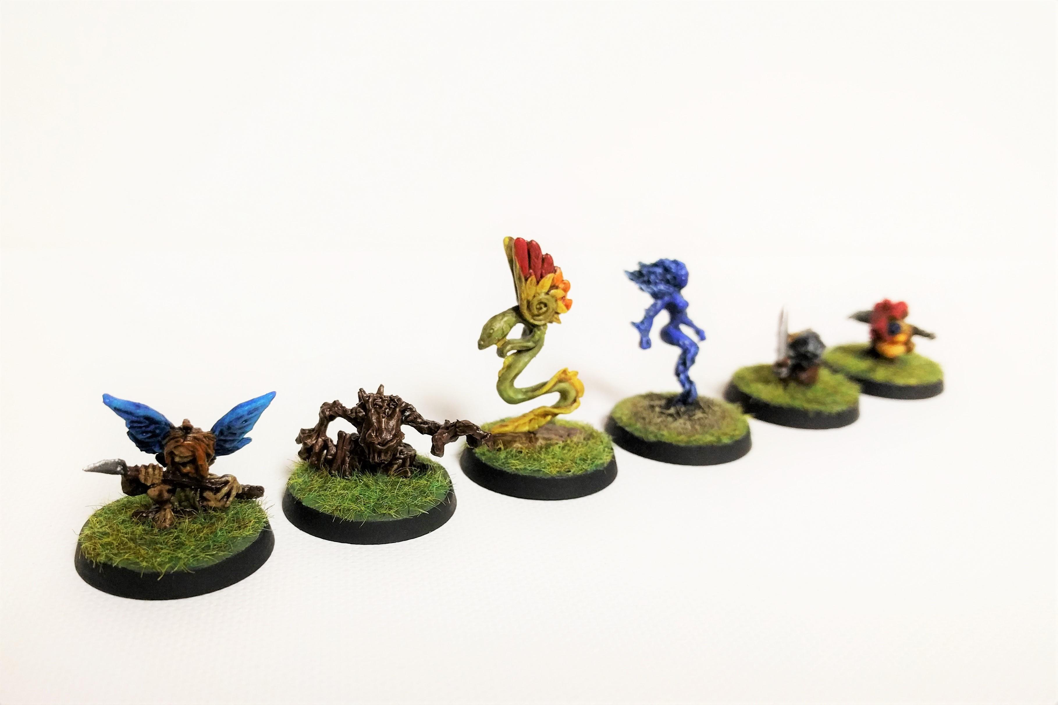Bones, Familiars, Reaper, Reaper Minis