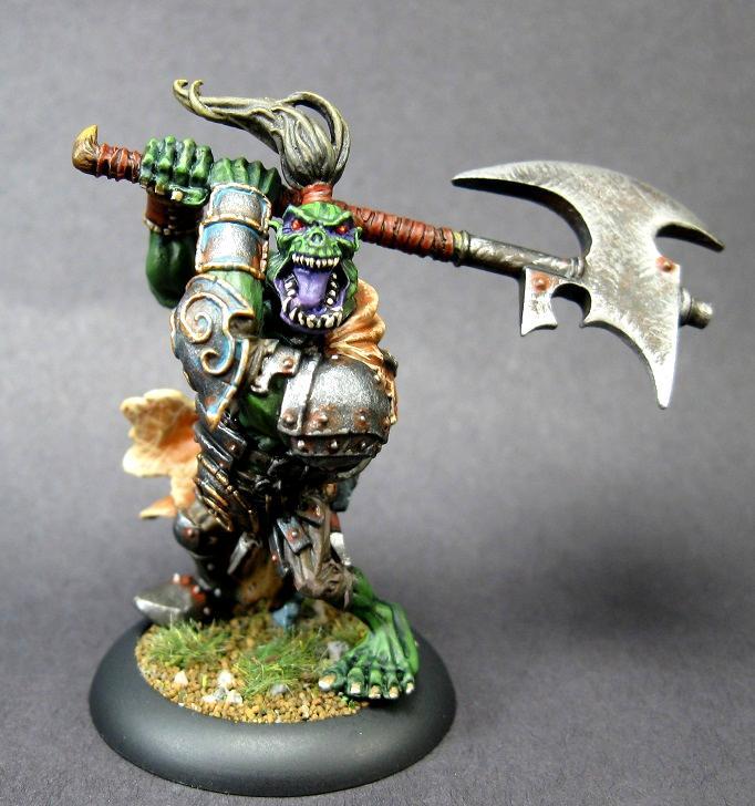 Confrontation, Confrontation Orc, Orc Jackal Tracker, Rackham, Rackham Orc