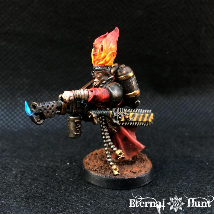 Conversion, Cultist, Ecclesiarchy, Inq28, Inquisimunda, Inquisition, Inquisitor, Inquisitor 28, Kitbash, Ordo Hereticus, Redemptionists