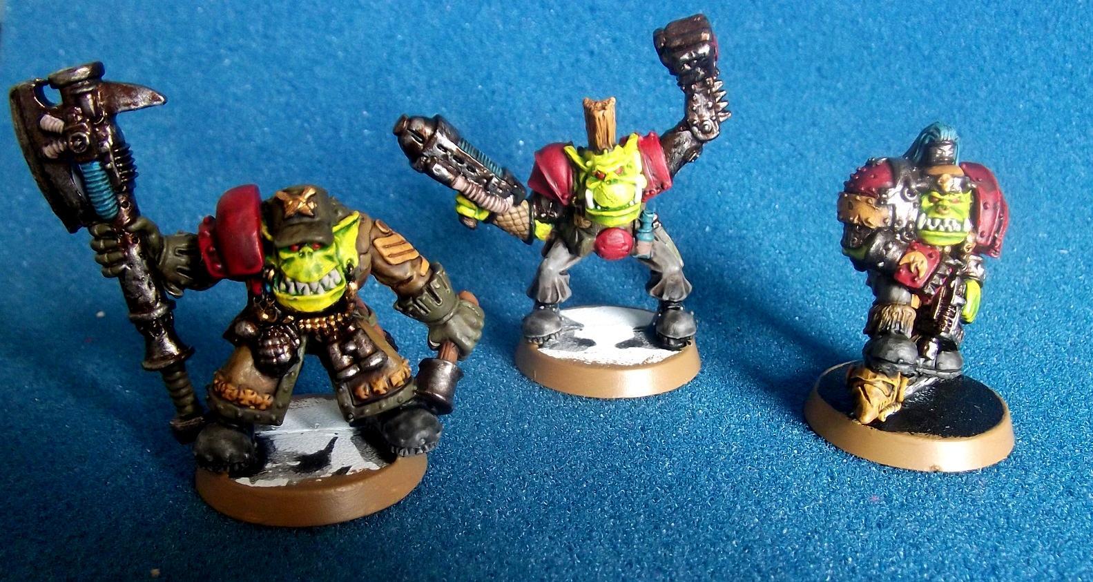 Nob, Old School, Orks, Rogue Trader