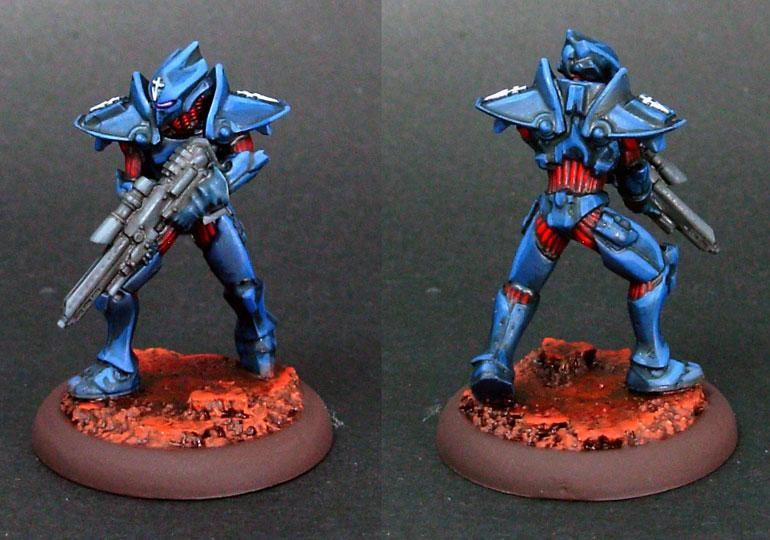 Brotherhood, Prodos, Trooper, Warzone