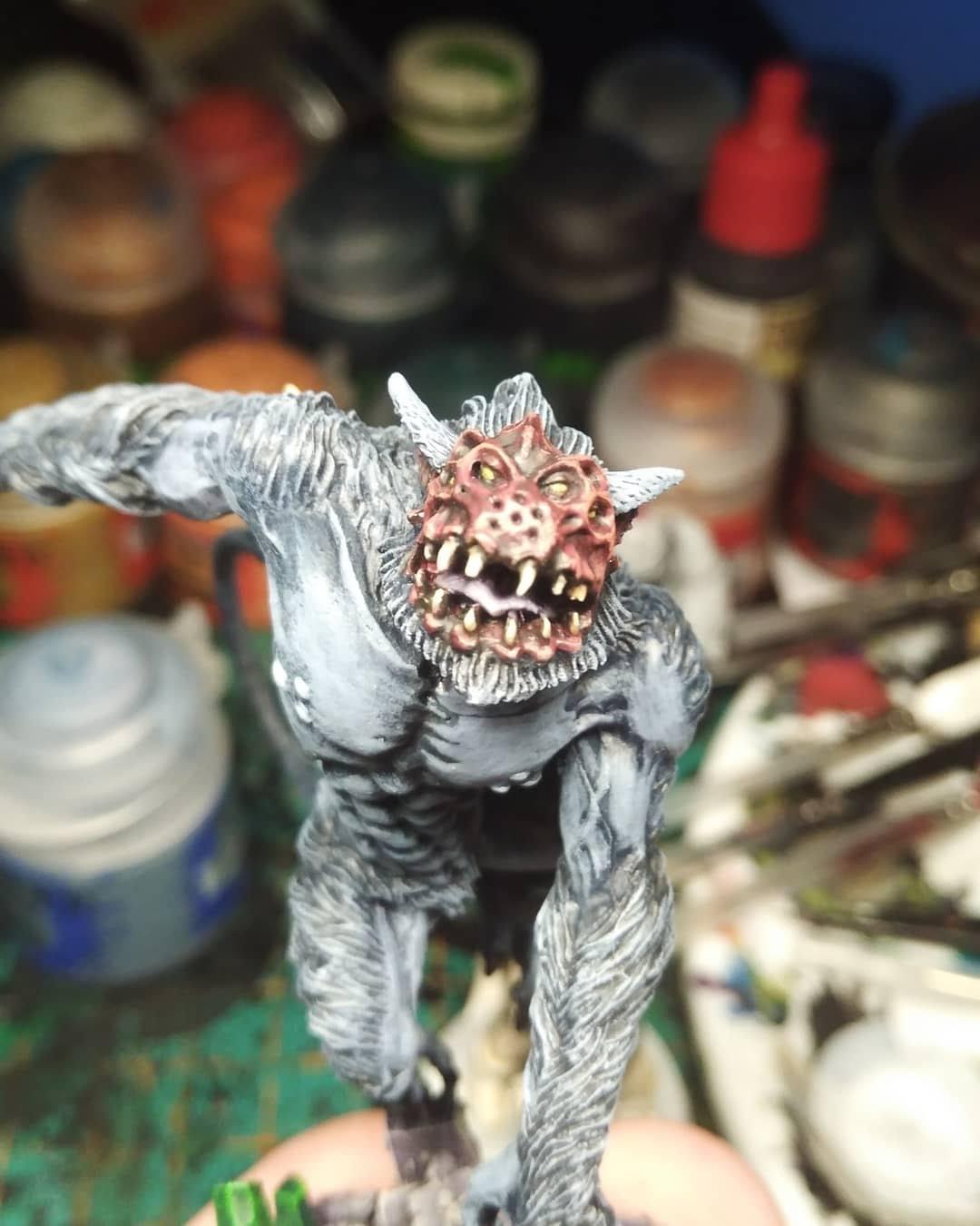 Beast, Clawed Fiend, Dark Eldar