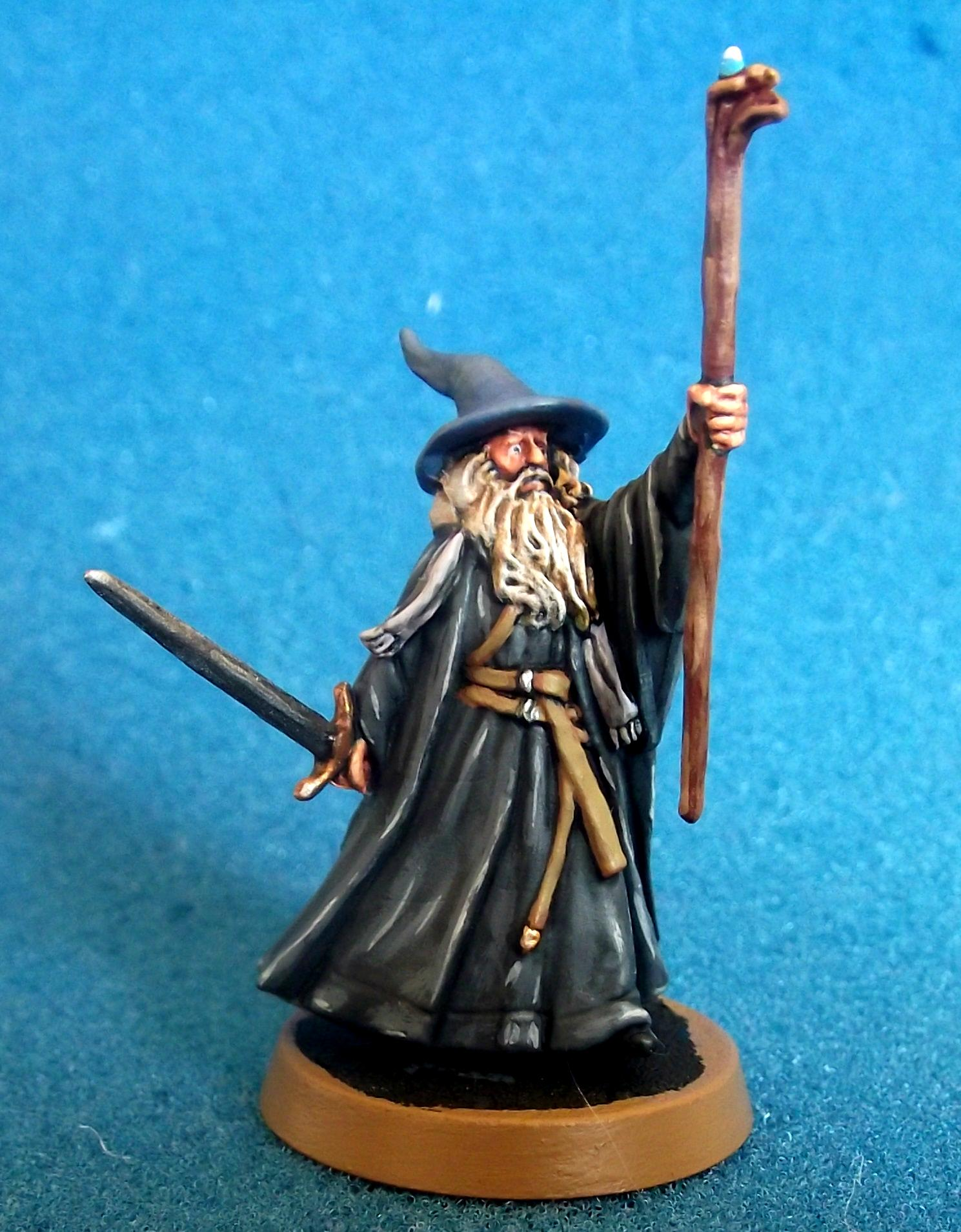 Fellowship, Gandalf The Grey, Lord Of The Rings, Wizard