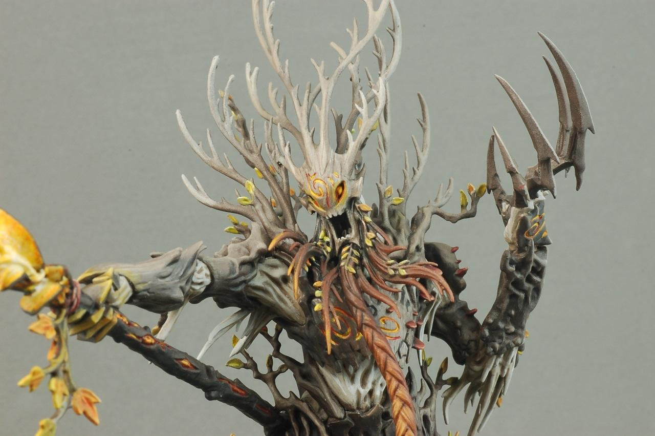 Sylvaneth, Treelord, Treelord Ancient