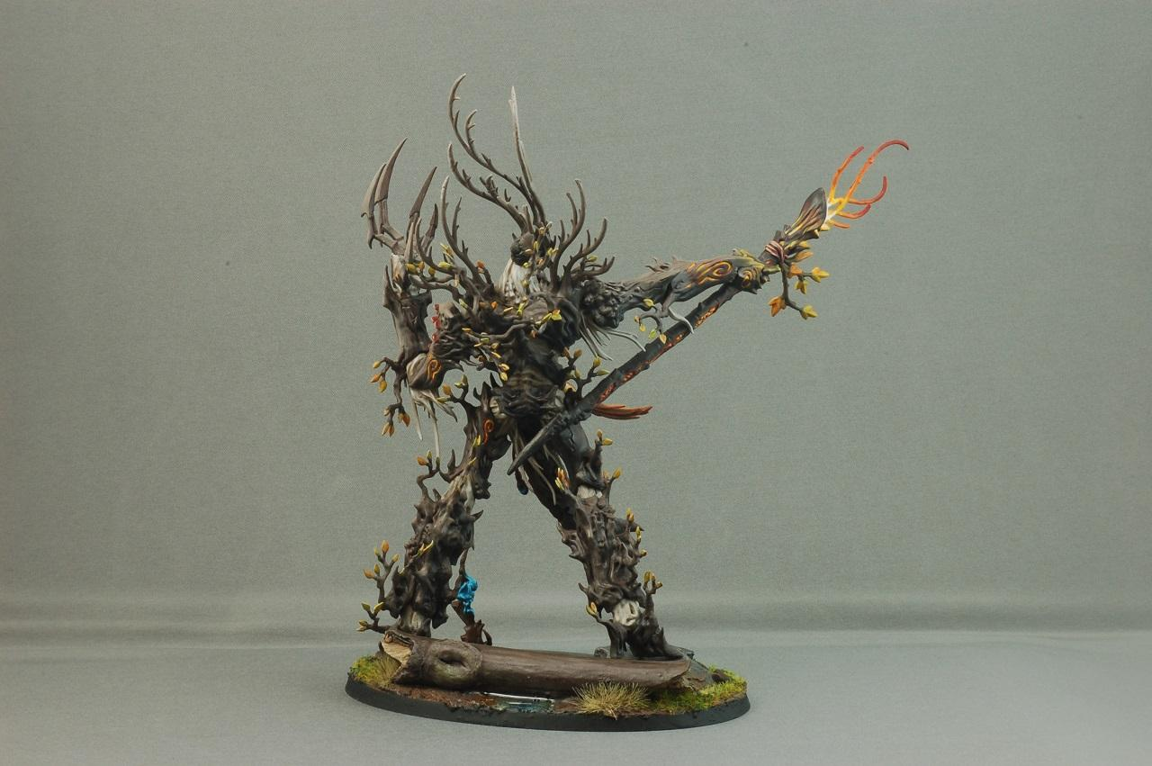 Sylvaneth, Treelord, Treelord Ancient