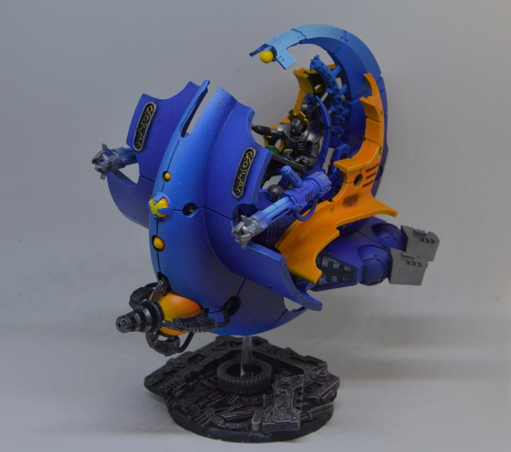 Necrons, Tesseract Ark