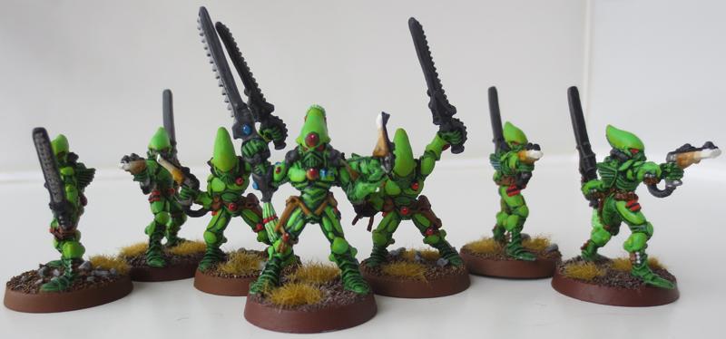 Alaitoc, Craftworld Eldar, Rogue Trader Eldar, Striking Scorpions
