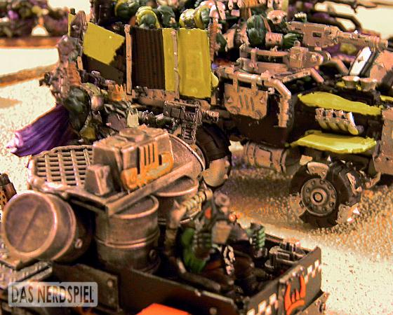 Battle Report, Gorkamorka, Orks, Warhammer 40,000